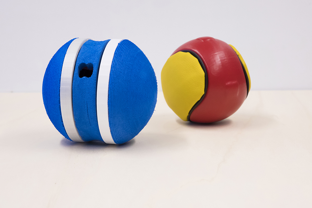 TU Delft Fizzy Robotic Ball
